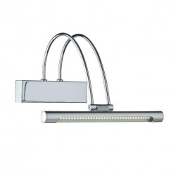 Подсветка для картин Ideal Lux Bow Ap D26 Cromo