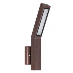 Уличный настенный светодиодный светильник Novotech Cornu 358056
