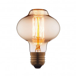 Лампа накаливания E27 40W прозрачная 8540-SC