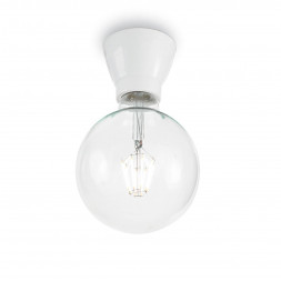 Потолочный светильник Ideal Lux Winery PL1 Bianco