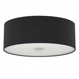 Потолочный светильник Ideal Lux Woody PL4 Nero