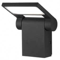 Уличный настенный светодиодный светильник Novotech Roca 357521