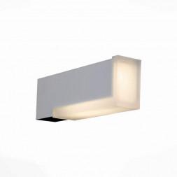 Уличный настенный светодиодный светильник ST Luce Posto SL096.501.02