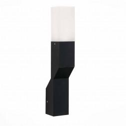 Уличный настенный светодиодный светильник ST Luce SL100.401.02