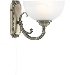 Бра Arte Lamp Windsor White A3777AP-1AB
