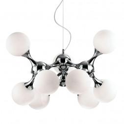 Подвесная люстра Ideal Lux Nodi Bianco SP9