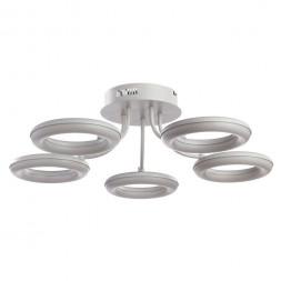 Потолочная светодиодная люстра Arte Lamp 40 A9358PL-5WH