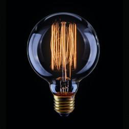 Лампа накаливания E27 40W прозрачная VG6-G80A1-40W 5920