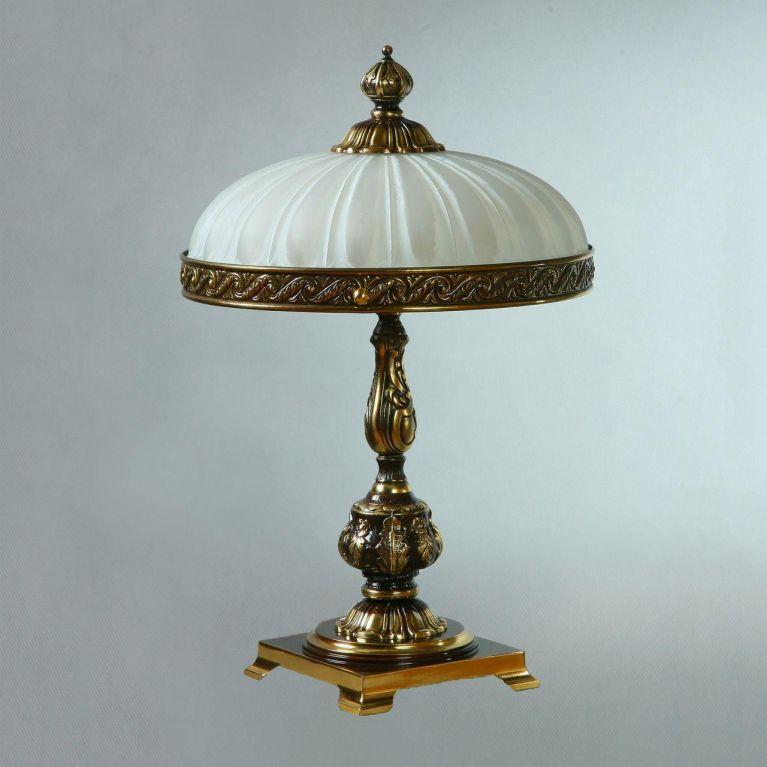 Настольная лампа Ambiente Navarra 02228T/3 PB
