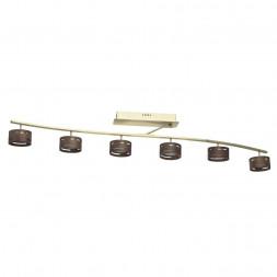 Потолочная светодиодная люстра De Markt Чил-аут 725011006