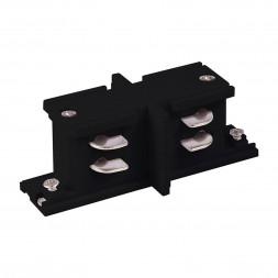 Коннектор прямой внутренний Elektrostandard TRC-1-3-II-BK 4690389112430