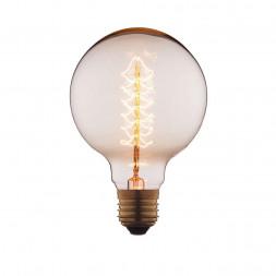 Лампа накаливания E27 40W прозрачная G9540-F