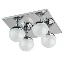 Потолочная светодиодная люстра De Markt Каспер 1 707010504