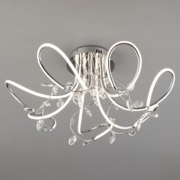 Потолочный светильник Eurosvet 90106/7 хром