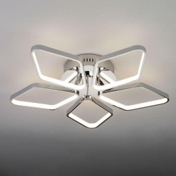 Потолочный светильник Eurosvet 90081/5 хром