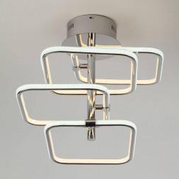 Потолочный светильник Eurosvet 90067/4 хром