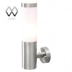 Уличный настенный светильник De Markt Плутон 809020401