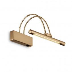 Подсветка для картин Ideal Lux Bow Ap D26 Ottone Satinato