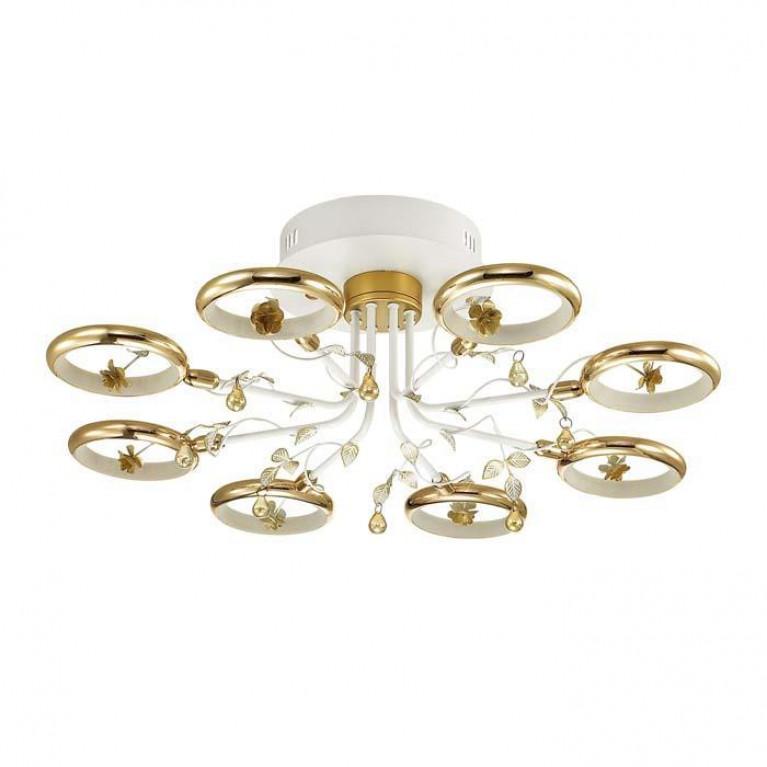 Потолочная светодиодная люстра Odeon Light Fiuggi 4036/48L