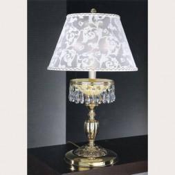 Настольная лампа Reccagni Angelo P 7133 G