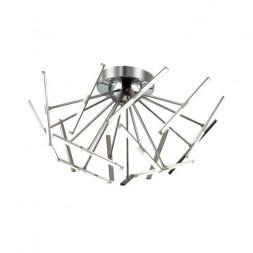 Потолочная светодиодная люстра Odeon Light Spring 4104/60CL