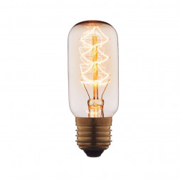 Лампа накаливания E27 40W прозрачная 3840-S