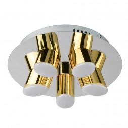 Потолочная светодиодная люстра De Markt Фленсбург 10 609013505