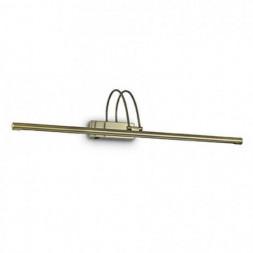 Подсветка для картин Ideal Lux Bow Ap D76 Ottone Satinato