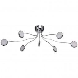 Потолочная светодиодная люстра De Markt Фленсбург 609013408
