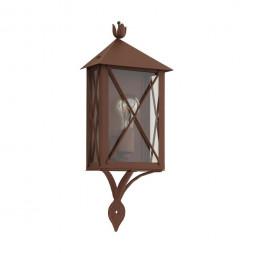Уличный настенный светильник Eglo Gaudesi 64756