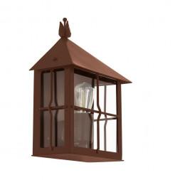 Уличный настенный светильник Eglo Gaudesi 64757