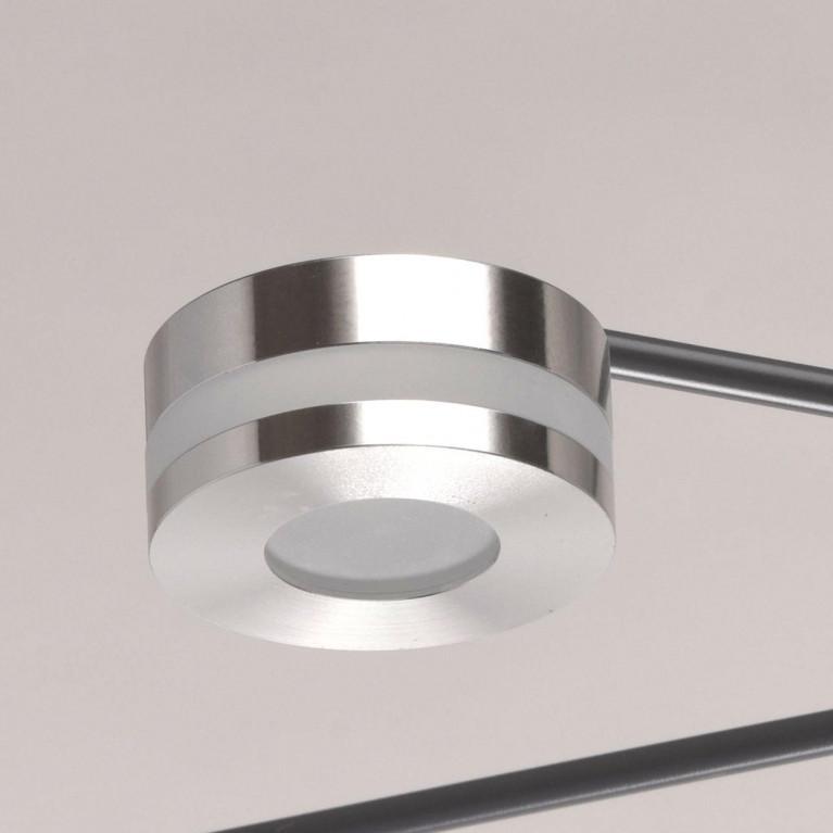 Потолочная светодиодная люстра De Markt Гэлэкси 632015406