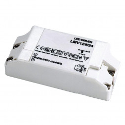 Блок питания постоянного тока SLV 24VDC 12W 470502