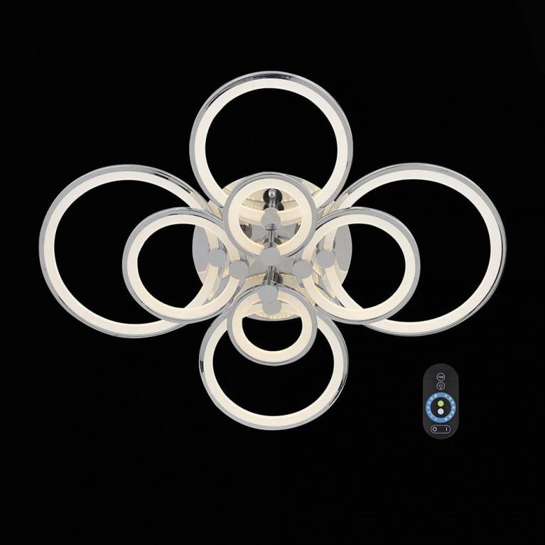 Потолочная светодиодная люстра ST Luce Twiddle Dimmer SL867.102.08