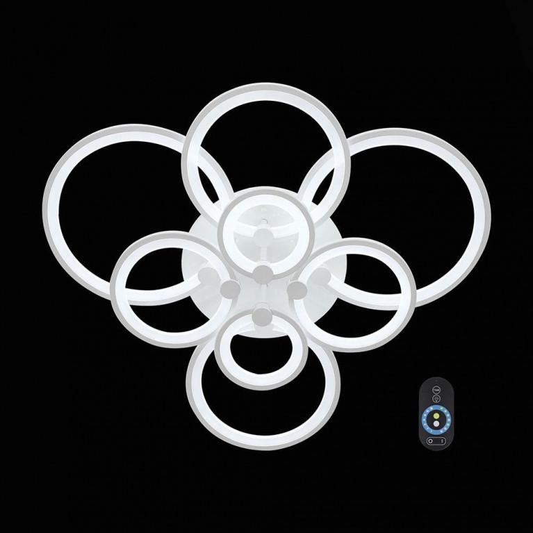 Потолочная светодиодная люстра ST Luce Twiddle Dimmer SL867.502.08