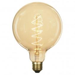 Лампа накаливания Е27 60W 2700K прозрачная GF-E-760