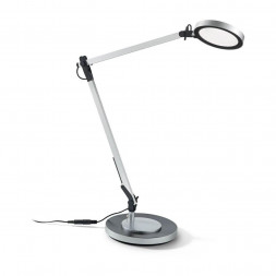 Настольная лампа Ideal Lux Futura Tl Alluminio