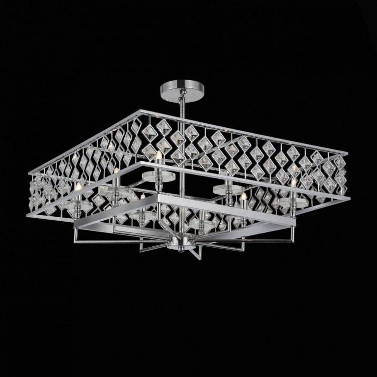 Потолочная светодиодный люстра ST Luce SL784.103.08