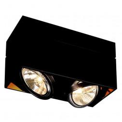 Потолочный светильник SLV Kardamod Square QRB Double 117130