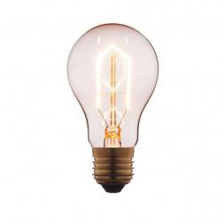 Лампа накаливания E27 60W прозрачная 1002