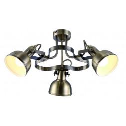 Потолочная люстра Arte Lamp Martin A5216PL-3AB