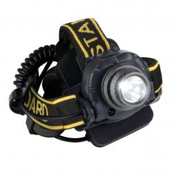 Налобный светодиодный фонарь Elektrostandard от батареек 65х42 200лм 4690389125577