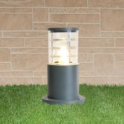 Уличный светильник Elektrostandard 1508 Techno серый 4690389083068