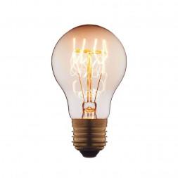 Лампа накаливания E27 60W прозрачная 7560-T