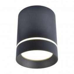 Потолочный светодиодный светильник Arte Lamp A1909PL-1BK
