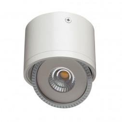 Потолочный светодиодный светильник Arte Lamp Studio A4105PL-1WH