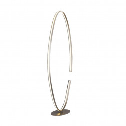 Торшер Eurosvet 80415/1 сатин-никель