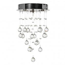 Потолочный светодиодный светильник Arti Lampadari Flusso L 1.4.25.601 N