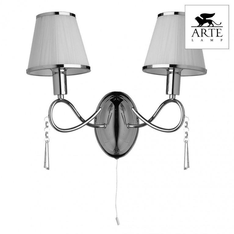 Бра Arte Lamp Logico A1035AP-2CC