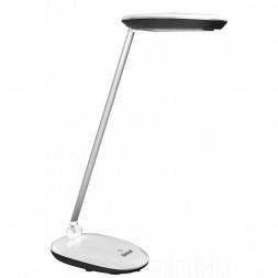 Настольная лампа (UL-00000806) Uniel TLD-531 Black-White/LED/400Lm/4500K/Dimmer